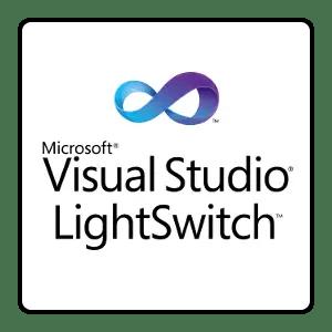 Visual Studio LightSwitch lets you create customizable