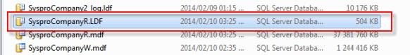 Shrink Bloated Development Databases
