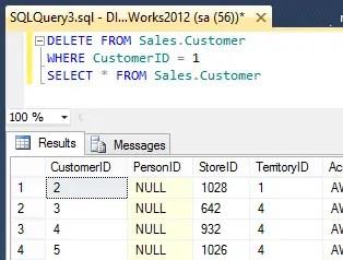 Prevent Accidental Table Data Deletion In SQL Server