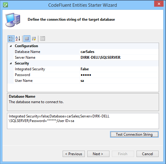 CodeFluent Entities