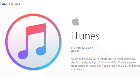 iTunes Installation Error