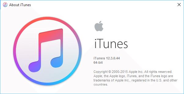 iTunes Installation Error