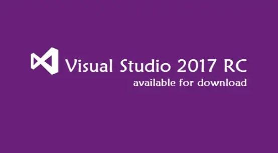 Visual Studio 2017 Release Candidate