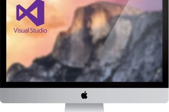 Visual Studio Loves MacOS