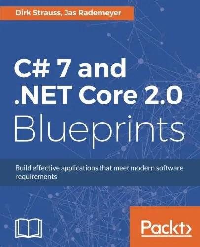 Dirk Strauss Publications - Win Net Core 2.0 Blueprints