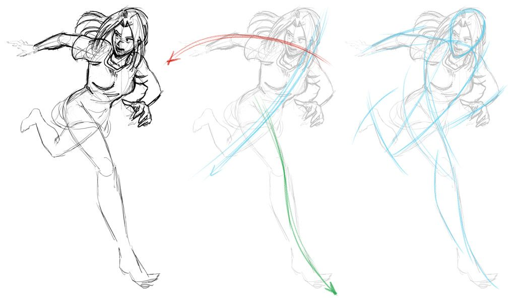 how to draw comics
