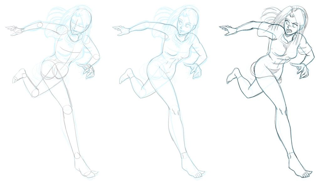 How to Draw Comics: Character Design & Drawing the Figure