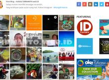 Snapwidget sebagai pengganti Instagram Plugin