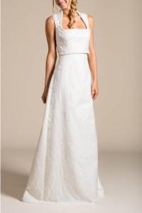 Gössl Hochzeitskleid, Seide