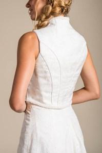 Hochzeitskleid weiß, Gössl