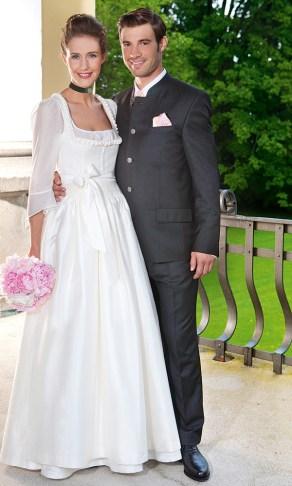 Brautmode Gössl