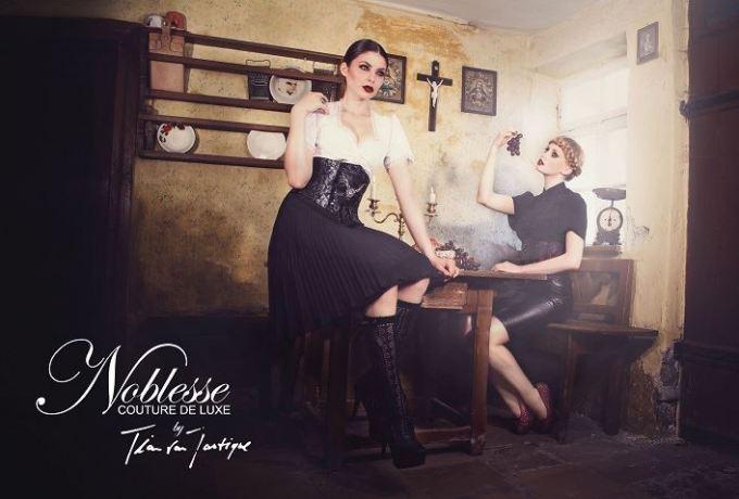 Luxus Mode Tian van Tastique