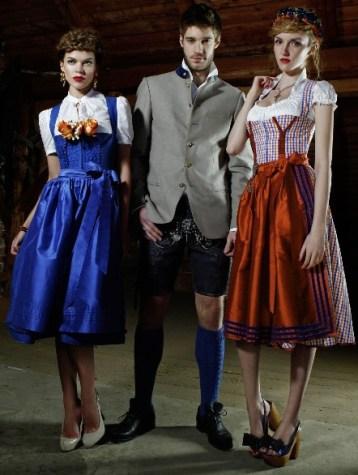 Designer Dirndl aus Bayern - Daniel Fendler