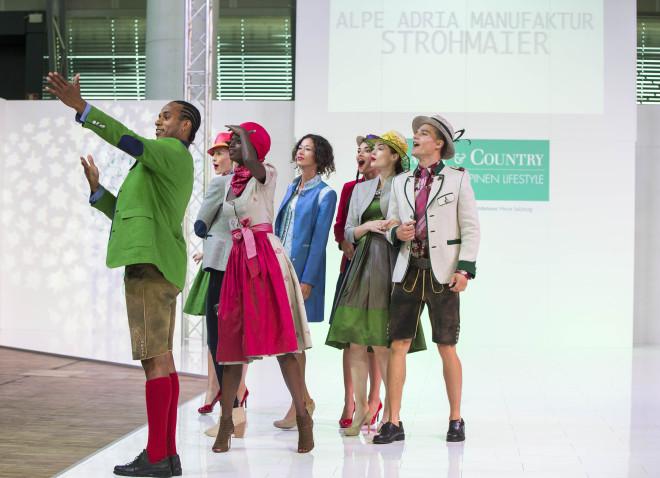 Alpe Adria Manufaktur Strohmaier - internationale Trachtenmode 2016