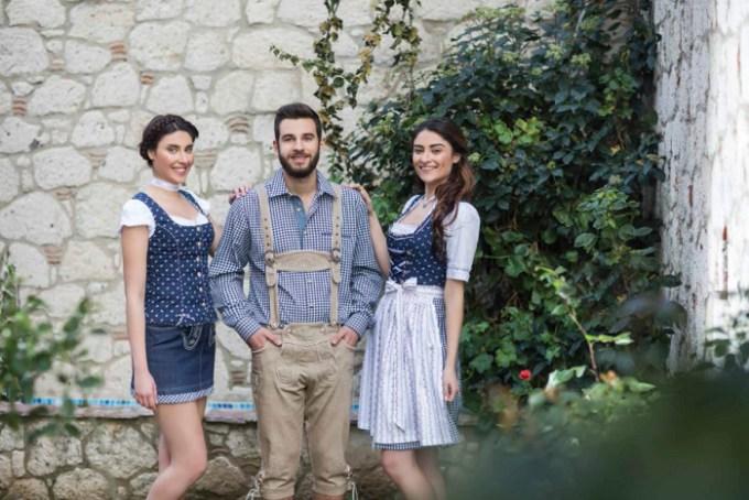 Oktoberfest Mini Dirndl – Bergweiss Trachten
