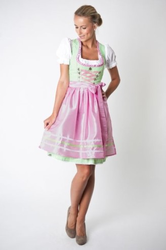 Ludwig und Therese Dirndl