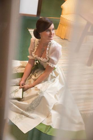 Susanne Spatt Hochzeitsdirndl