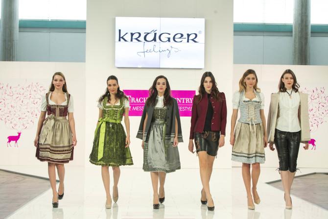 Krüger Feelings Dirndl