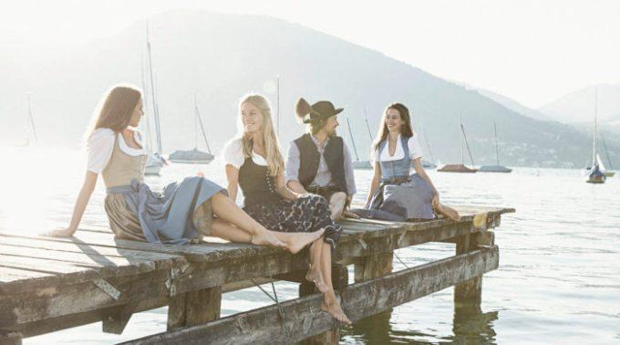 Trachten Greif - Tegernsee Trachten - Sommerdirndl vieler Marken