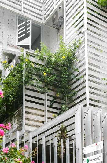 Mein Garten Headquartes, Hanoi, Vietnam / © Vu Xuan Son via ArchDaily