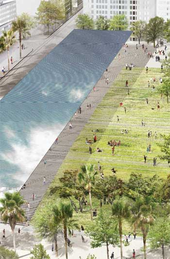 Globetrotters by Agence TER and SALT Landscape Architects