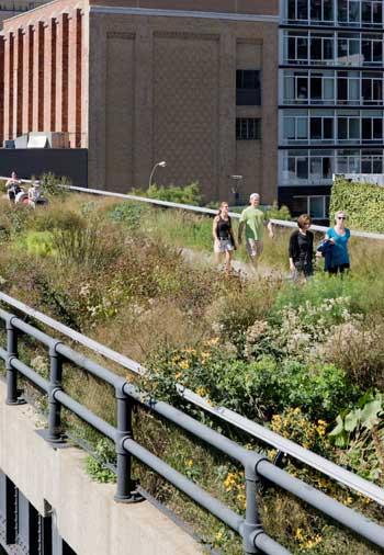 ASLA 2013 Professional General Design Honor Award. High Line, Part 2 / Iwan Baan