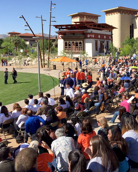 University of Texas at El Paso / Ten Eyck Landscape Architects