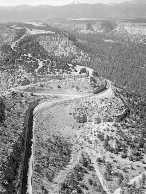 Road-to-Los-ALamos