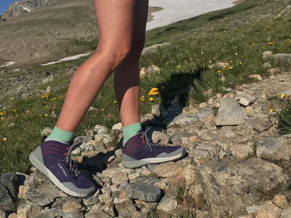 Astral TR1 Merge Water Shoes Hiking Boots Review | Dirtbag Dreams
