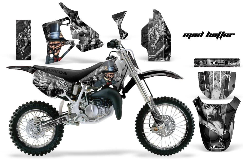 Honda CR80 96 02 Graphics MH BS NPS