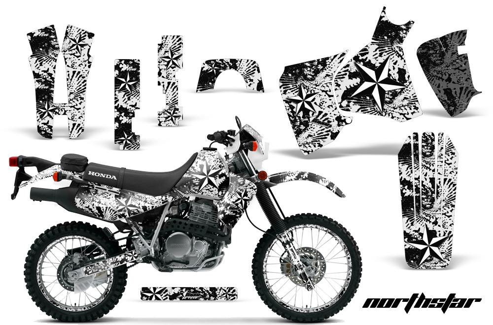 Honda XR 650 L 93 12 Graphics Kit NS W NPs