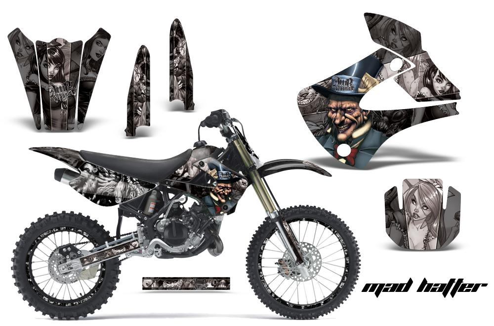 Kawasaki KX 85 100 NP Graphic Kit MH BS NPs