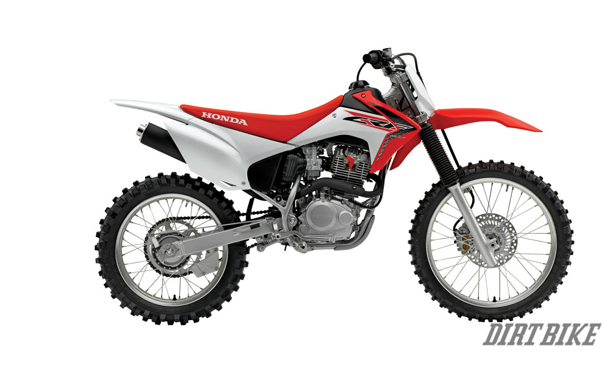 2014 honda dirt bikes