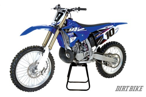 small resolution of survival of the fittest the yamaha yz250 2 stroke story dirt bike 2002 yamaha yz 125 wiring diagram
