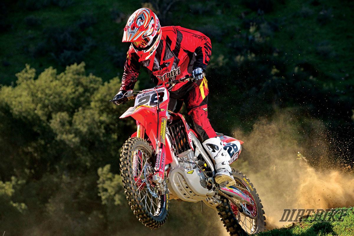 Bike Motorcycle Dirt Big