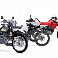2000 Honda Xr650r Wiring Diagram Rat Thymus Anatomy 650 Dual Sport Adventure Comparison Dirt Bike Magazine