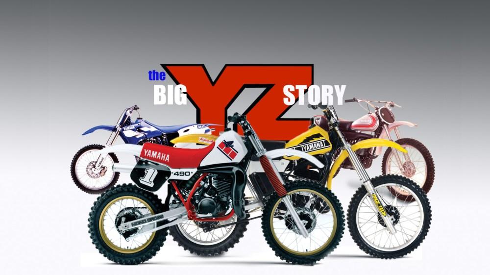 medium resolution of mx history the yz400 two stroke