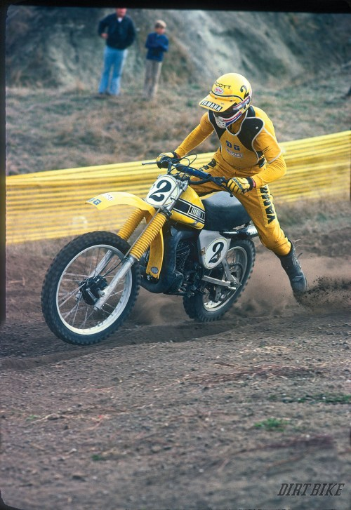 small resolution of mx history the yz400 two stroke