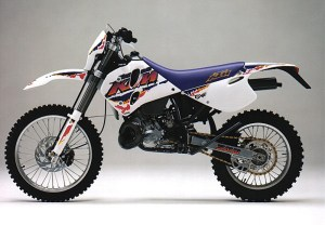 ALL ABOUT THE KTM 300 2STROKE | Dirt Bike Magazine