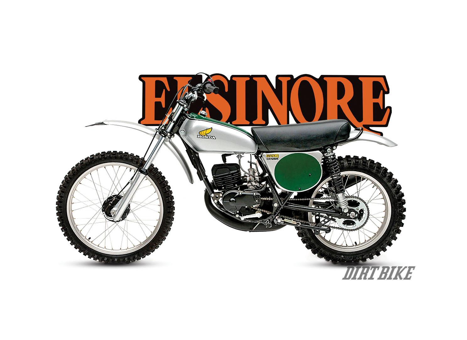 hight resolution of remember the honda elsinore