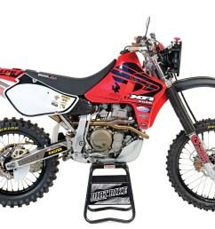 ultimate dual sport xr650r remake dirt bike magazine xr650r dual sport wiring harness [ 1200 x 801 Pixel ]