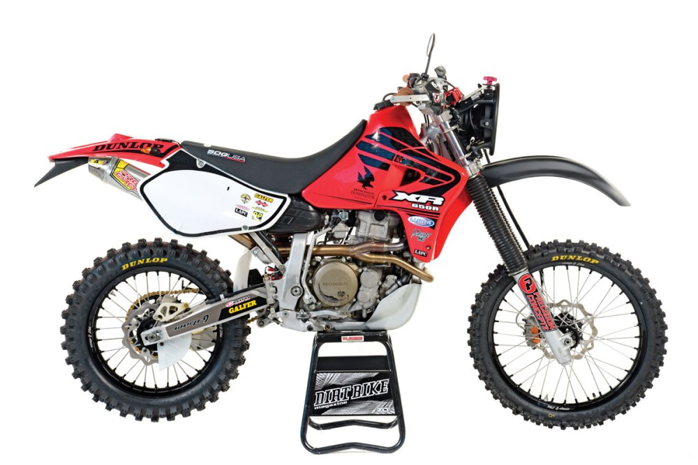 medium resolution of ultimate dual sport xr650r remake dirt bike magazine xr650r dual sport wiring harness