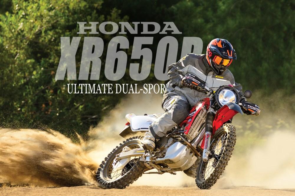 medium resolution of ultimate dual sport xr650r remake