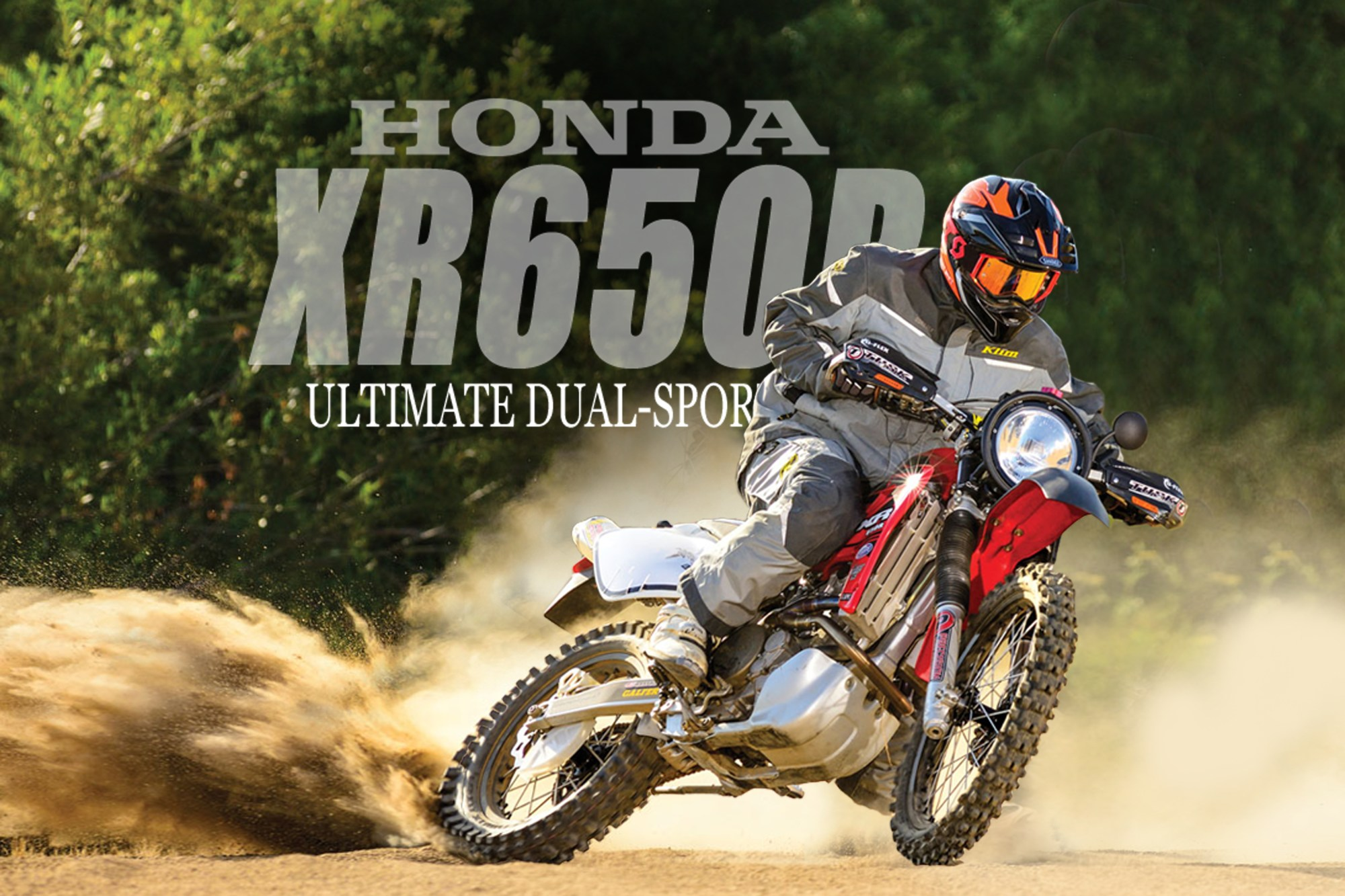 hight resolution of ultimate dual sport xr650r remake