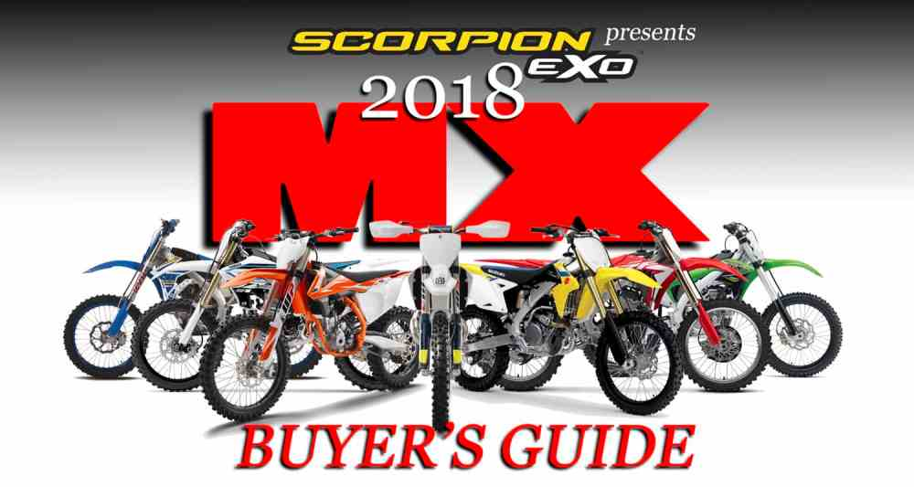 medium resolution of 2018 mx bike buyer s guide