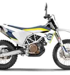 this is one of the most powerful single cylinder motorcycles ever made the husqvarna 701 has a mauler of a single ohc motor with a fly by wire throttle and  [ 1200 x 769 Pixel ]