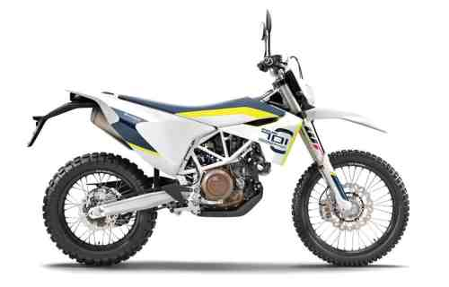 small resolution of this is one of the most powerful single cylinder motorcycles ever made the husqvarna 701 has a mauler of a single ohc motor with a fly by wire throttle and