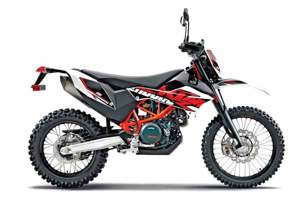medium resolution of ktm made no changes to its flagship dual sport bike for 2018 it shares the same motor and chassis with the husqvarna 701 enduro so it too