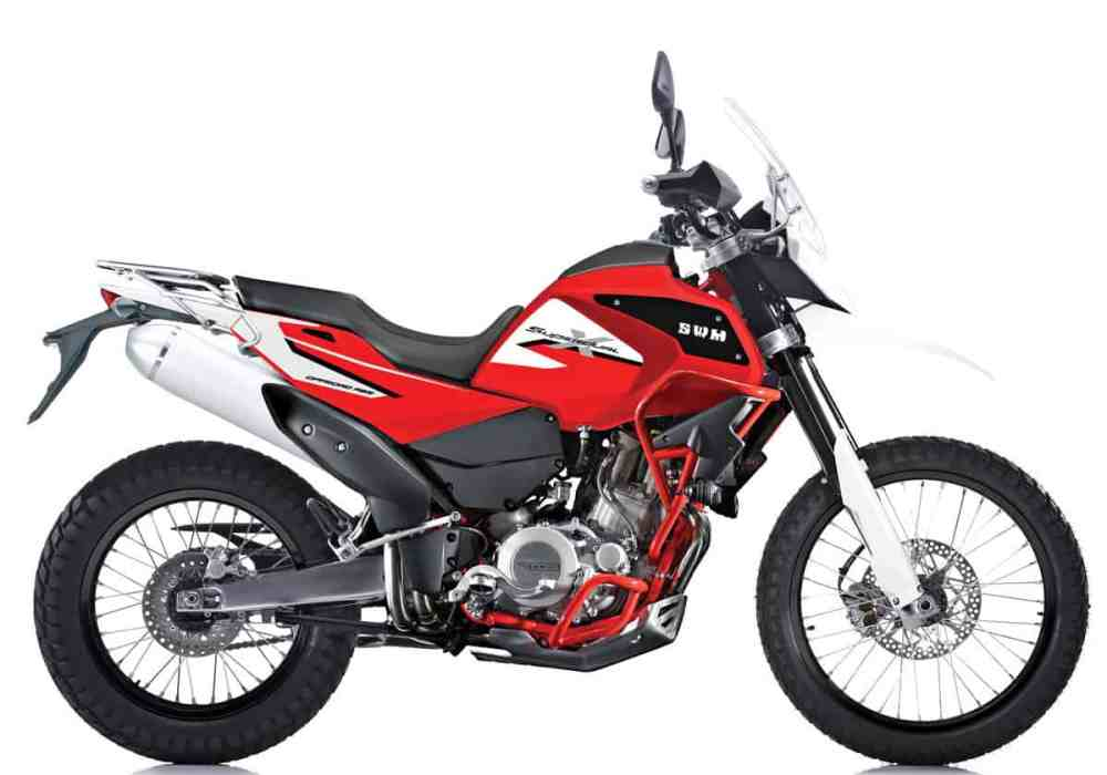 medium resolution of this bike is the reincarnation of the original husqvarna 510 four stroke that was developed in sweden back in 1984 the motor can be traced back that far