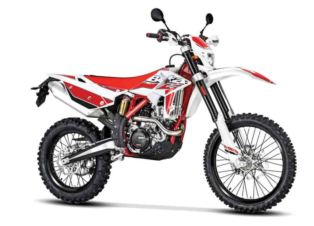 medium resolution of this small italian company is going up against the ktm group for ownership of the hard core dual sport world of beta s four dual sport bikes